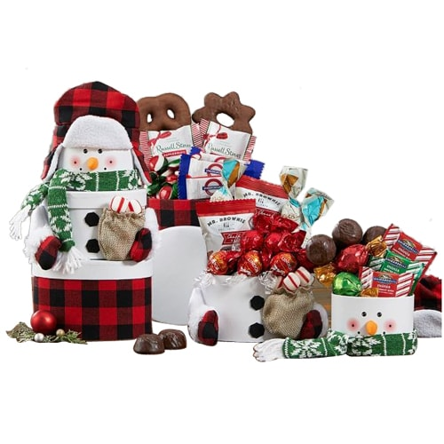 Ultimate Sweet N Savory Gourmet Gift Tower