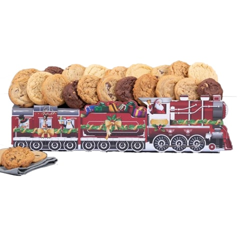 Delicious Cookies Gathering Express Train