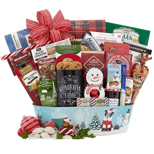 Enough for Big Family Assortments Gift Basket