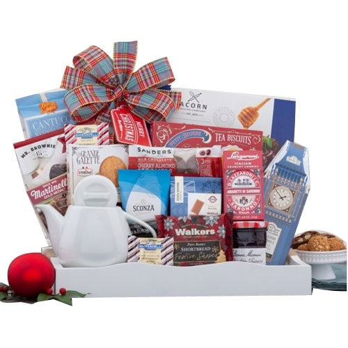 Christmas Hamper of Tea and Breakfast Collection