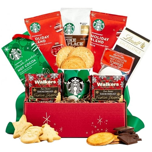 Perfect Holiday Greetings Gift Hamper