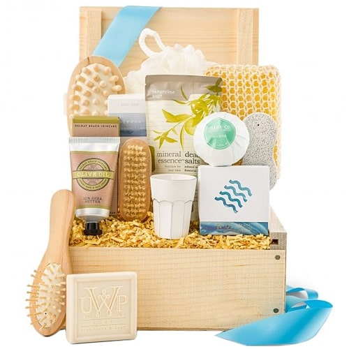 Exclusive Bath and Body Luxuries Spa Hamper