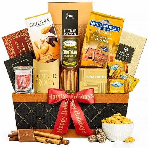 Enthralling Celebration Cheer Gourmet Hamper