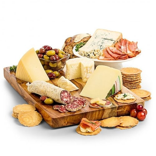 Grand Tour of Italy Cheesy Delight Hamper