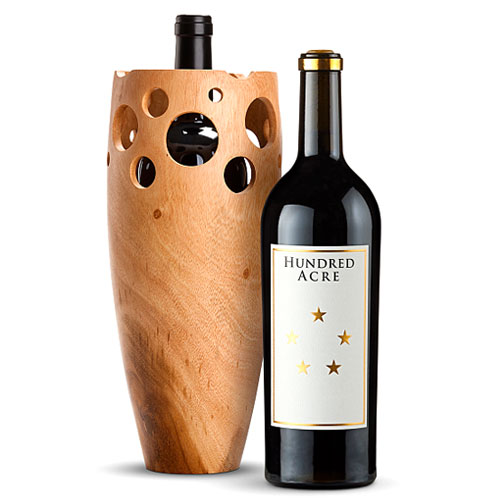 Luxurious Gift of Hundred Acre Cabernet Sauvignon Wine