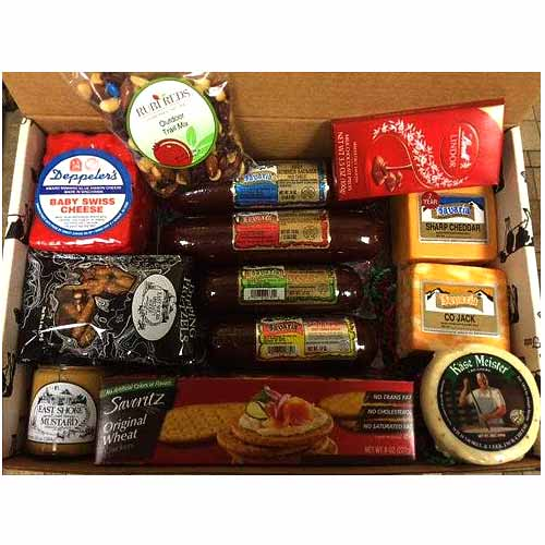 Assorted Gourmet Hamper for Christmas Party