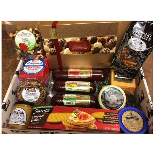 Wholesome Gourmet Hamper for Merry Christmas