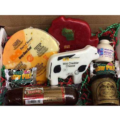Happy Holidays Gourmet Gift Hamper