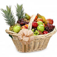 One-of-a-Kind First Class Fruit Basket<br>