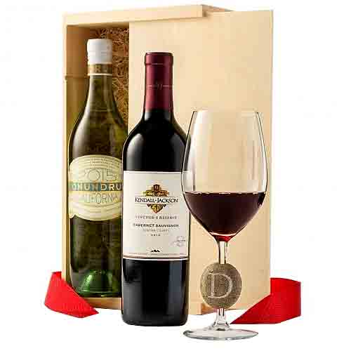 Exotic Wishful Cheers Wine Gift Pack
