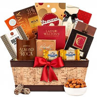 Amazing Celebration Gift Basket