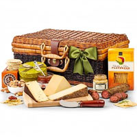 Holiday Cheese Hamper
