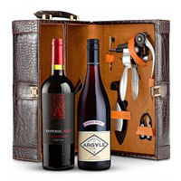 Supple Deluxe Dual Wine Tote Pack<br>