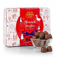 Holiday French Truffle Tin<br>
