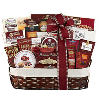 Enigmatic The Classic Gift Basket<br>