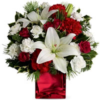 Sweet Devotion Flower Bouquet