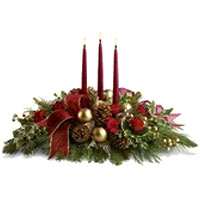 Holiday Splendor Flower Arrangement