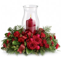 Enchanted Holiday Glow Centerpiece