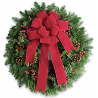 Stimulating Classic Holiday Wreath