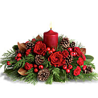 Romantic Spirit of the Season Flower Collection