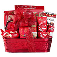 Complementary Deck the Halls Gift Hamper