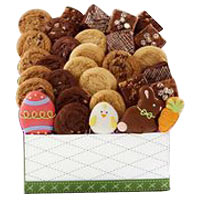 Easter Deluxe Cookie & Brownie Collection