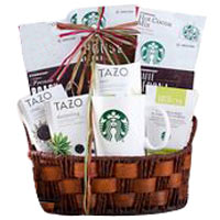 Starbucks Mother's Day Coffee and Tea Collection Gift Basket