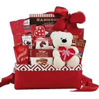 Thinking of You Sweets Collection Gift Basket