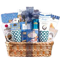 Mom's Good Morning Collection Gift Basket