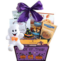 Friendly Ghost Collection Gift Basket