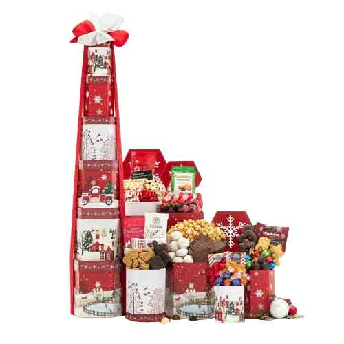 Blissful Savor The Sweetness Christmas Assortment