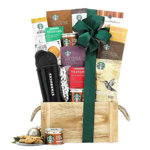 Blissful Coffee N Tea Indulgence Gift Hamper