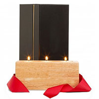 Relations Made Radiant Candle Holder