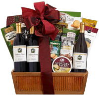 Memorable Entertainers Gourmet Gift Basket