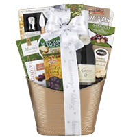 Wonderful For Your Loved Ones Wine Gift Hamper