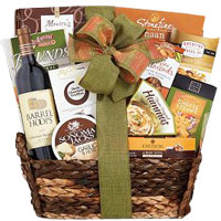 Buttery Time To Unwind Gift Basket<br>