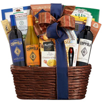 Viscous Wine n Goodies Galore Gift Hamper<br>