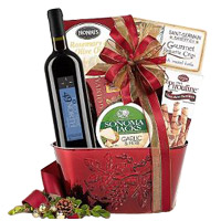 Refined Finest Wine Collection Gift Basket<br>