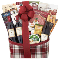 Slightly Candied Country Estate Gift Hamper<br>
