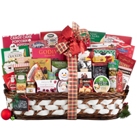 Holiday Extravaganza Gift Basket