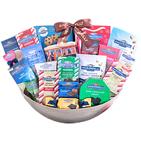 Ultimate Ghirardelli Gift Collection Gift Basket