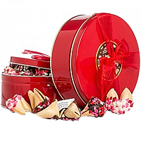 Valentines Day Tin of Fortunes