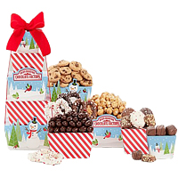 Crunchy Supreme Delight Chocolate Gift Hamper<br>