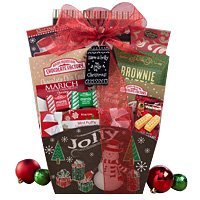 Crafty Favorite Gourmet Gift Basket Hamper