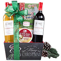 Heavenly The Royal Treatment Wine Gift Hamper