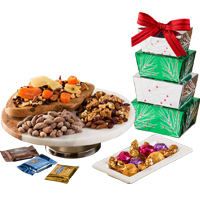 Tasty Celebration Gift Hamper of Assorted Chocolates