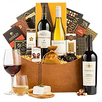 Attractive Come Together Gift Basket of Assortments