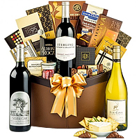 Vibrant Everything But The Gourmet Gift Hamper