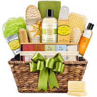Lovable All Time Favorite Organic Spa Gift Hamper