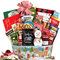 Sweet Tooth X-mas Gift Hamper